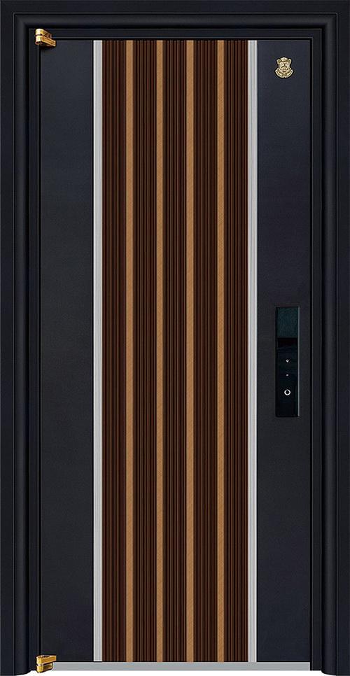 不鏽鋼韓式拼闆門WY-85-66